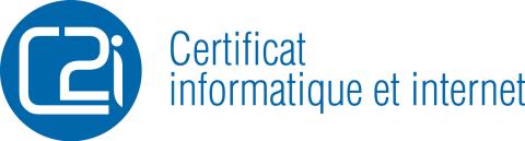 C2i - Certificat informatique et internet